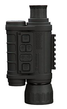 Bushnell Equinox Z Digital Night Vision Monocular Digital Night Vision monocular with magnification, digital zoom and a objective lens Bushcraft, Night Vision Monocular, Night Sights, Urban Survival, Spy Camera, Camera Reviews, Camping, Equinox, Fishing