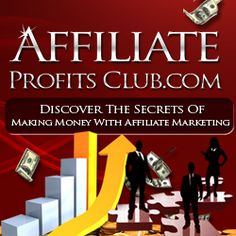 with Affiliate Profits Club you can train how to finally win the affiliate game and how to get your big break in this exciting business. New Business Ideas, Business Advice, Online Business, Business Marketing, Internet Marketing, Marketing Techniques, Law Of Attraction, Affiliate Marketing, How To Make Money