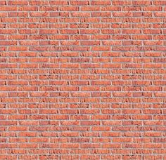 Tileable Red Brick Texture + (Maps) | texturise
