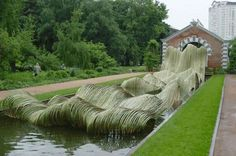 Bamboo Water by Tetsunori Kawana