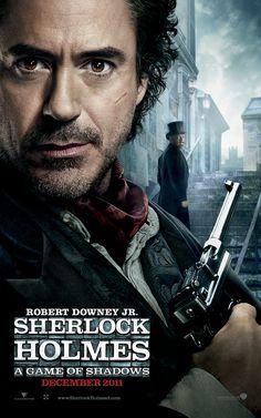 Sherlock Holmes: A Game of Shadows -Robert Downey Jr., Jude Law, Jared Harris