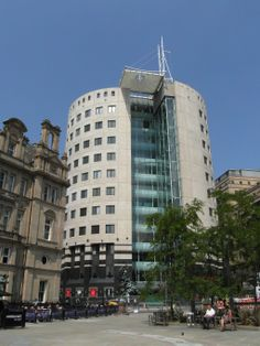 City Square - Leeds - UK