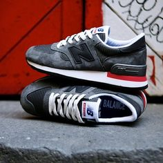 Made in U.S.A New Balance 990s
