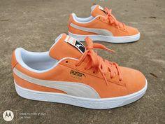 Sneakers Mode, Puma Sneakers, Classic Sneakers, Casual Sneakers, Sneakers Fashion, Casual Shoes, Fashion Shoes, Fashion Outfits, Sneaker Outfits