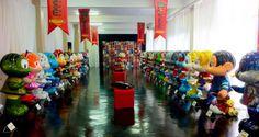 Mônica Parade www.lobopopart.com.br #monicaparade