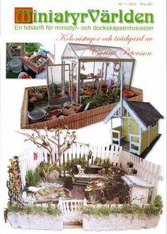 Dollhouse magazine Sweden