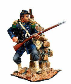 Fante francese, guerra franco prussiana.
