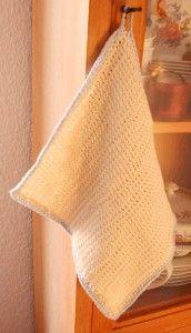 selfmade towel