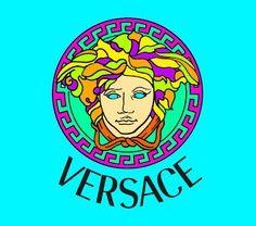 Versace Medusa Tattoo   Versace Logo Versace logo. the medusa