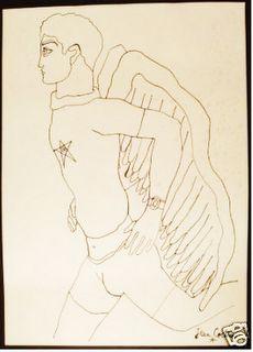 Angel Espionage: Jean Cocteau