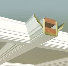 Workspace Webmail :: Mail Index :: Inbox Ceiling Detail, Ceiling Design, Interior Trim, Interior Design, Moldings And Trim, Crown Molding, Home Upgrades, Home Projects, Home Remodeling