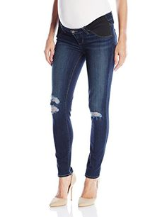 PAIGE Women's Maternity Verdugo Ankle with Elastic Inset: With our transcend fiber technology that promises a luxuriously soft feel, this mid rise, ultra skinny maternity jean comes with a 28 inch Maternity Studio, Pregnancy Outfits, Pregnancy Tips, Maternity Skinny Jeans, Paige Denim, Jeans Brands, Womens Fashion, Clothes, Lanyards
