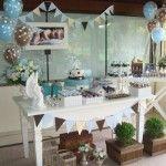 Decoração para festa de batizado: dicas, fotos