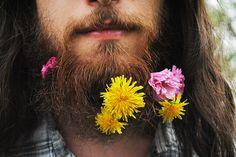 Flower hippie