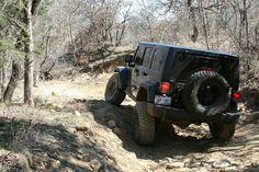 Black Jeep JK