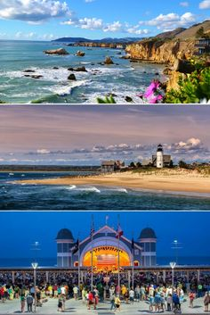 From Carolina barrier islands to Cape Cod fishing villages, we've uncovered the most beautiful little beach towns from coast to coast. These gems are among the country's best beach towns. Vacation Wishes, Best Vacation Spots, Vacation Deals, Best Vacations, Beach Town, Travel Images, Beautiful Beaches, Travel Usa, Trip Advisor