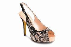FLR140 SHOE SATIN Toe Shoes, Pumps, Heels, Partner, Christian Louboutin, Peep Toe, Website, Belfast, Norfolk