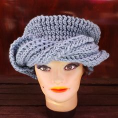 Check out this item in my Etsy shop https://www.etsy.com/listing/108378205/crochet-hat-womens-hat-trendy-womens