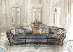 Classic style sofa Bijoux A/2763/3