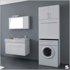Lavarredo is a product line with a contemporary design that responds to the demand for integrating into one environment Home, Laundry, Interior, Washing Machine, Stacked Washer Dryer, House, Home Appliances, Contemporary Design, Bathroom