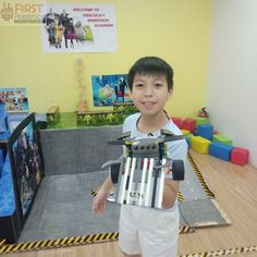 Students will learn and start designing more advanced models by deepening their understanding of different science concepts such as forces, motion and energy. Robotics, Facebook Sign Up, Fun Learning, Arduino, Science And Technology, Programming, Motors, Students, Coding