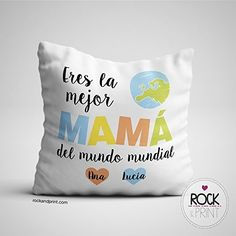 Mom Day, Ideas Para, Iphone Wallpaper, Cool Art, Bed Pillows, Mugs, Reyes, Relleno, Gifts