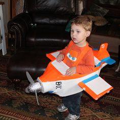 Dusty Crophopper Halloween Costume