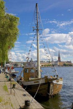 Norr Malarstrand, Kungsholmen, Stockholm, Sweden
