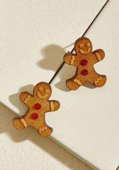 Vinca Oh Christmas Treat Earrings