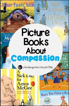Must Read Books About Compassion - The Kindergarten Connection
