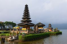 Bali, Indonesia - Ulun Danu Beratan | Flickr - Photo Sharing!