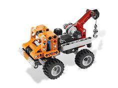 Mini Tow Truck    LEGO Shop