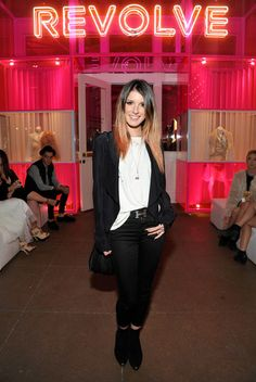 Shenae Grimes Photos: REVOLVE Pop-Up Launch Party