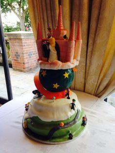 #supermario cake Cake Blog, Super Mario, Birthday Cake, Desserts, Food, Tailgate Desserts, Birthday Cakes, Deserts, Meals