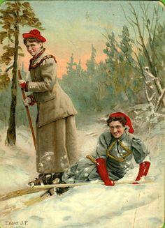 Hit bør du dra for å stå på ski og treffe single - Underholdning