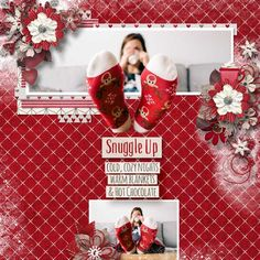 Strip it! #2 Winters Frost by Heartstrings Scrap Art - Digishoptalk - The Hub of the Digital Scrapbooking Community