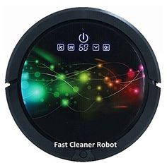 #robotics Robotic vacuum cleaner QQ6: 1. #Smart cleaning: Pressing the AUTO key, robot vacuum cleaner will do cleaning in automatic condition. 2. Remote controll...