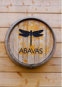 Wine touring in Latvia: Abavas