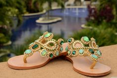 Gorgeous Jeweled Shoes Pasha are very comfortable and stylish. They made out of genuine leather and jeweled with top quality Bohemian Swarovski type crystals.