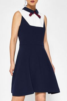 6da2c960c90f2 Ted Baker Miyylee Collared Bib Dress