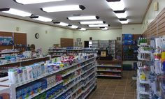 Pharmacy Layout in S
