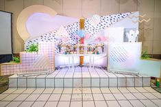 "Joanne's ""Memphis Design"" Inspired Party - Desserts Memphis Milano, Memphis Design, 1st Birthdays, Take Me Home, Party Desserts, Party Themes, Party Ideas, Ideas Para, Man Cave"