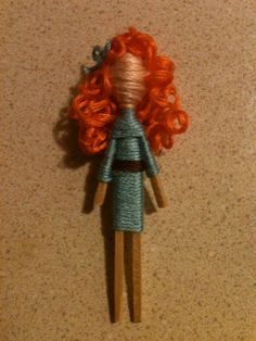 3 Worry Doll-Cute and Individual by cleggie32 on Etsy