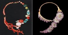 Jean Vendome, one of the most revered avant garde jewelry designers in France -