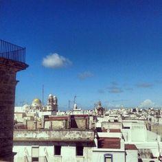 Comenzando la visita a Cádiz con vistas de impresión. Esto promete!! #cadizlifestyle pic.twitter.com/1Of4RypBnN
