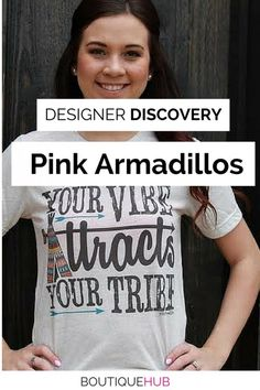 Designer Discovery: Meet Pink Armadillos | The Boutique Hub