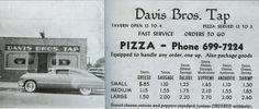 Go Pizza, Peoria Illinois, Cheese Sausage, Memories, Rear View, Restaurants, Favorite Things, Mirror