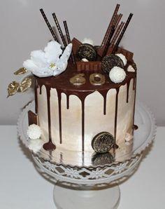 Drip torta, Autorka: Adrina12, Tortyodmamy.sk