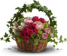 Composizioni floreali: tante idee colorate e…profumate per ogni occasione
