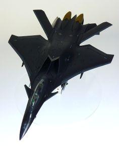 rocketumbl: Sparrow S.A FRX-00/FFR-41MR Mave Yukikaze